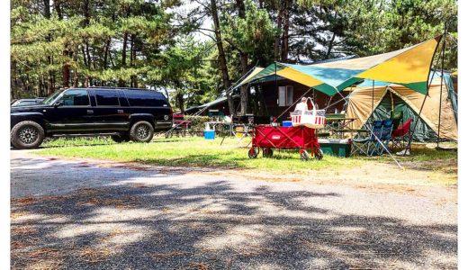 夏休み子供と出かけよう、、キャンプ第二弾は琵琶湖!