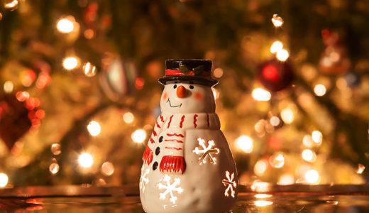 どこもかしこもクリスマスモード全開!