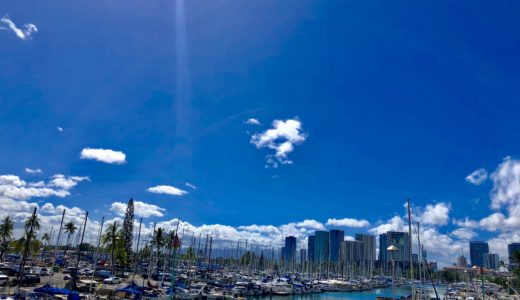 Hawaii旅行記①