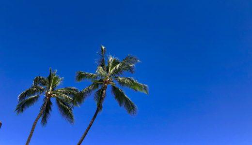 Hawaii旅行記② 何食べるか迷った時におすすめハワイ飯