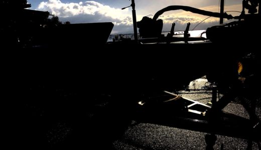 2018年、琵琶湖バス釣り納竿釣行