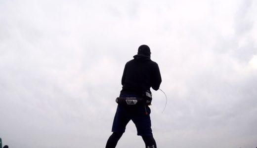 1日釣りするつもりやったのにーー午後から安定の爆風の琵琶湖