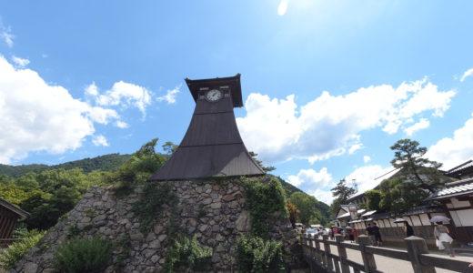 お盆休み2日目は城崎温泉に家族旅行①